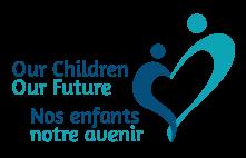Our Children, Our Future/ Nos enfants, notre avenir Logo